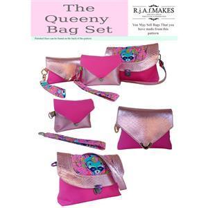 Rebecca Alexander Frost Queeny Bag Set Pattern