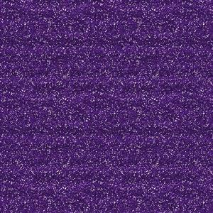 Glitter Plain Purple Fabric 0.5m