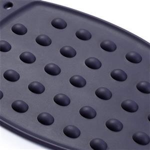 Early Bird Special - Silicone Iron Rest Navy Blue. Save £6