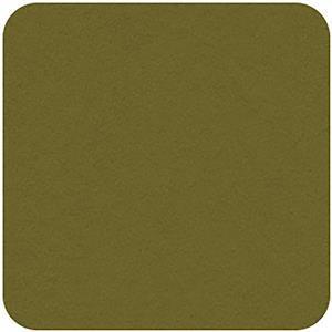 Felt Square in Sage 22.8x22.8cm (9x9