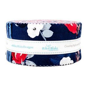 Riley Blake Land of Liberty Design Roll pack of 40 Pieces