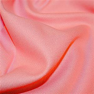Coral Cotton Canvas Fabric 0.5m