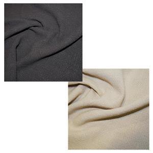 Dark & Cream Linen FQ Pack (2pcs)