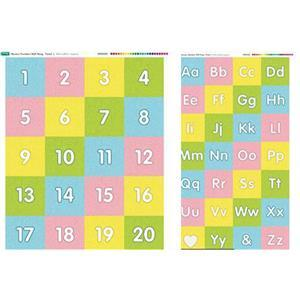 Pastel Nursery Duo Fabric Panel Bundle