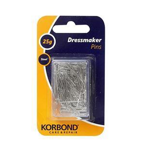 Dressmaking Pins 25g