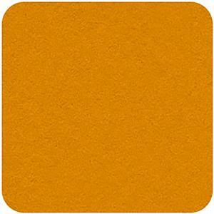Felt Square in Sunflower 22.8x22.8cm (9x9