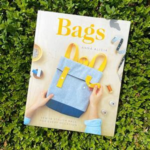 Bags Book by Anna Alicia