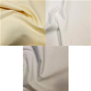 Early Bird Special - Baby Suprise Plain Cotton Fabric Bundle (1.5m). Save £2