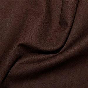 Chocolate 100% Cotton 0.5m
