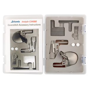 CS4000 Cover Stitch Accessory Kit  - Save Over £40 On Normal Selling Price