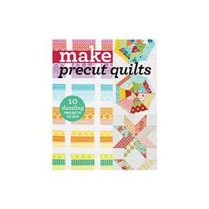 Make Precut Quilts Book