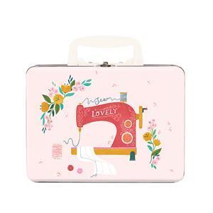 Moda Sew Wonderful Sewing Machine Snack Box 20 x 15 x 7cm