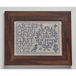 My Quaker Alphabet in Linen