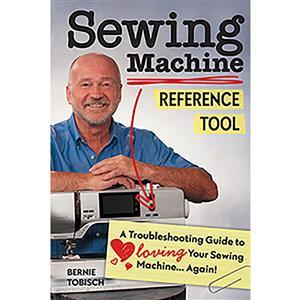 Sewing Machine Reference Tool Book