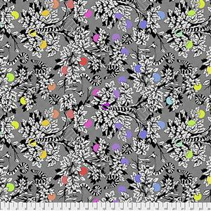 Tula Pink Linework Lemur Me Alone Fabric 0.5m