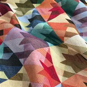 New World Tapestry Big Glasgow Fabric 0.5m