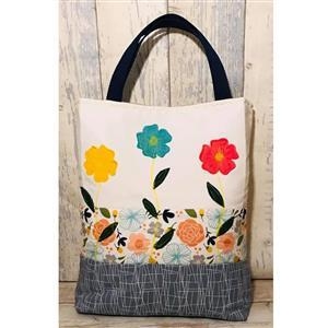 Living in Loveliness Allanah Tote Bag Pattern