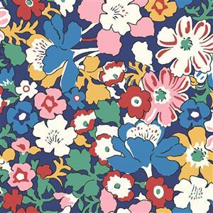 Liberty Carnaby Collection Westbourne Posy Primary Fabric 0.5m