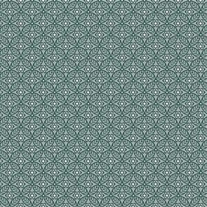 Liberty Nettlefold in Teal Fabric from Winterbourne House Range 0.5m