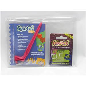 Crafty Products Gyro-Cut PRO Tool - inc. Ceramic Blade