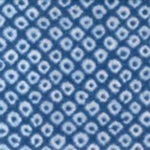 Sakuru Denim Blue Kanoko Fabric 0.5m