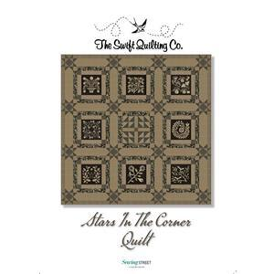 Stars in the Corner Quilt Instructions