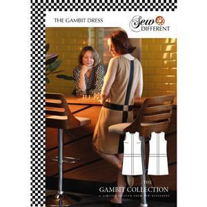 Sew Different Gambit Dress Pattern Sizes 8-26