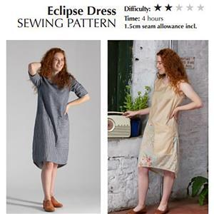 Sew Different Eclipse Dress Pattern - Sizes 8-26
