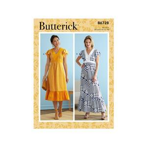 Misses' Dresses Sewing Pattern Sizes 6-14