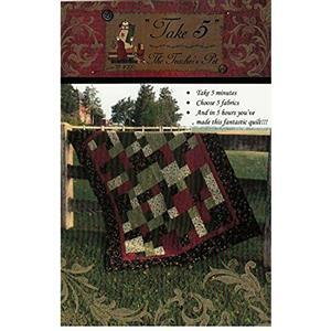 Take 5 10th Anniversary Edition Quilt Pattern
