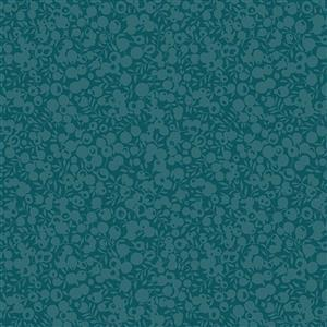 Liberty Wiltshire Shadow Collection Jade Fabric 0.5m