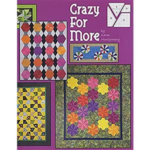 Crazy for More Book by Karen Montgomery