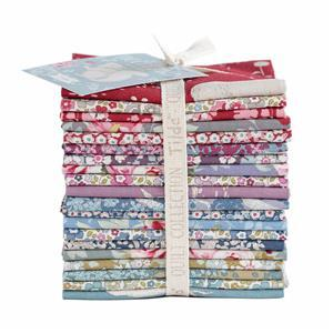 Tilda Woodland Fat Eighth Pack of 20 Pieces