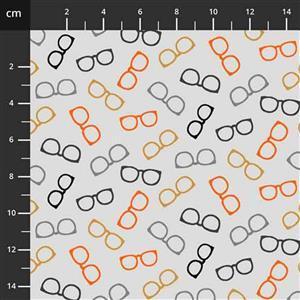 Henry Glass Wild & Free Tossed Specs Fabric 0.5m