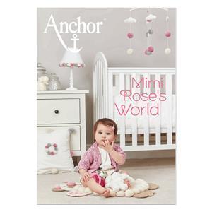 Anchor Pattern Book - Mimi Rose (Creativa Fino)