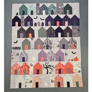 Halloween in Quiltsburgh Quilt Instructions by The Swift Quilting Company