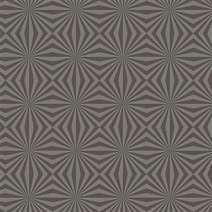Libs Elliot Stealth Illusions on Grey Fabric 0.5m