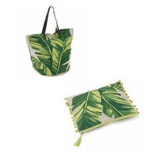 Tropical Craft Bag & Pouch Bundle. Save £2!