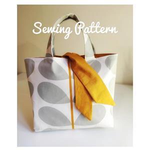 Helen Newton's Reversible Bag Pattern