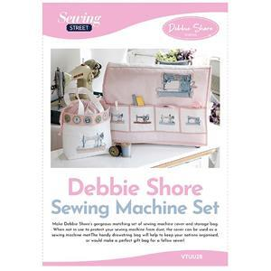 Debbie Shores Sewing Machine Set Instructions