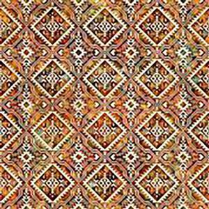 Dan Morris South West Reflections Autumnal Reflections Fabric 0.5m