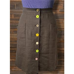 Sussex Seamstress Southwick Skirt Paper Paper, Size 8-26