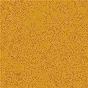 Alison Glass Sunprints Stitched Penny 0.5m