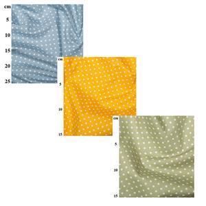 Blue, Yellow & Green FQ Pack (3pcs)