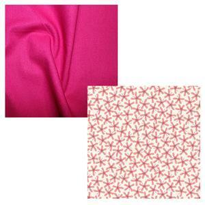 Lewis & Irene Hummingbird Blossoms Fabric Bundle (1m)