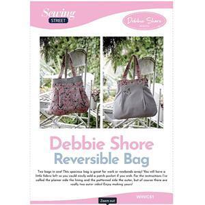 Debbie Shore Reversible Bag Instructions