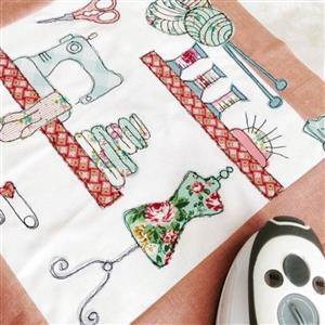 Helen Newton's Sewing Room Cushion Instructions