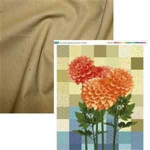 Dahlia Free Motion Quilting Fabric Panel & Fabric (1m). Save £3