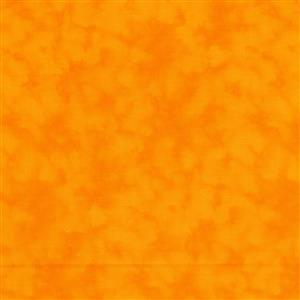 Orange Cotton Mixer Fabric 0.5m