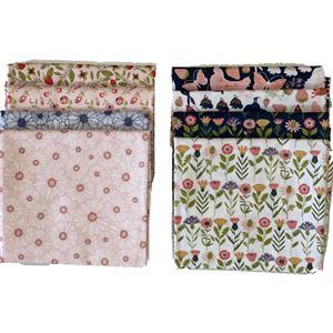 Daisy Mae Country Life FQ Pack - Pack of 8